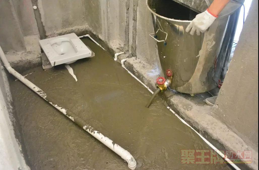 卫生间回填找工匠家回填