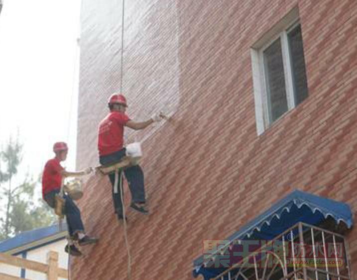 施威克新型外墙透明防水胶