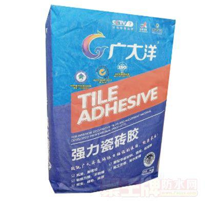 瓷砖胶产品包装图片