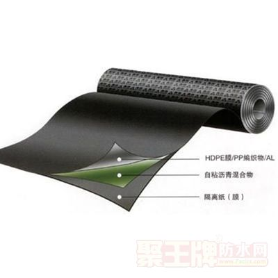 点击查看FG360-带自粘层的SBS改性沥青防水卷材详细说明