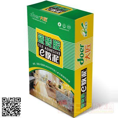 大匠瓷砖胶(e胶泥) 产品图片