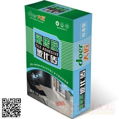 大匠玻化砖专用瓷砖胶(标准型) 产品图片