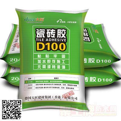 大匠瓷砖胶D100 产品图片