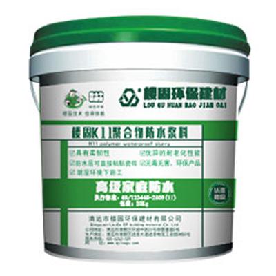 点击查看k11聚合物防水浆料详细说明