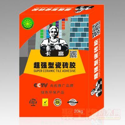 超强力瓷砖胶-新包装(干粉)详细说明