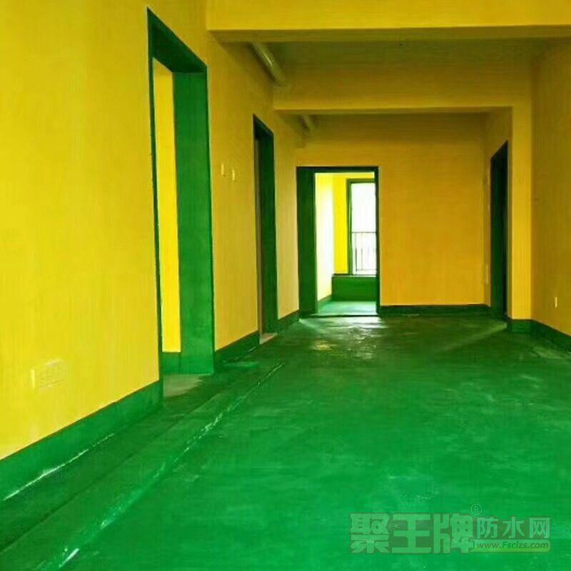 贵州铜仁市墙固地固高效环保出众涂刷效果