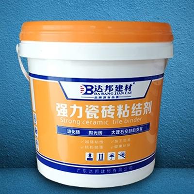 强力瓷砖粘结剂(等干型)