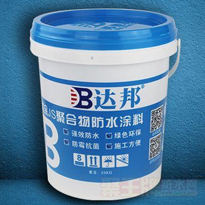 JS聚合物防水涂料