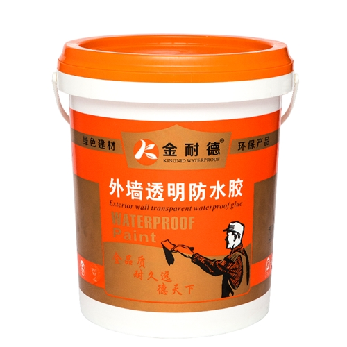 防水补漏材料|广东金耐德防水品牌外墙透明防水胶详细说明