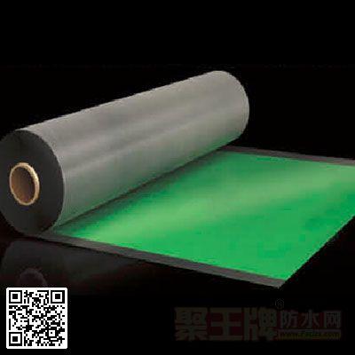 快速反应粘强力交叉膜自粘防水卷材