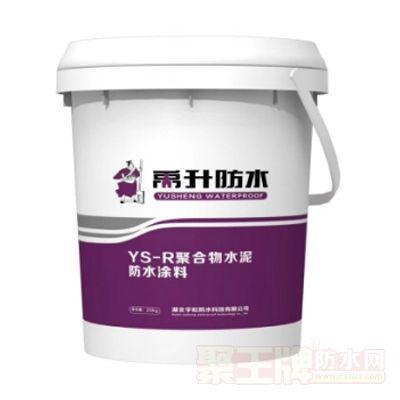 点击查看YS-R聚合物水泥防水涂料详细说明