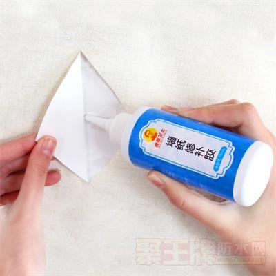 墙纸胶水粘壁贴壁纸胶糯米胶免调家用修复起翘边修补强力胶专用胶