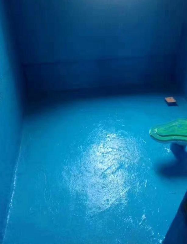 厂家直销 k11防水砂浆 蓝色防水涂料