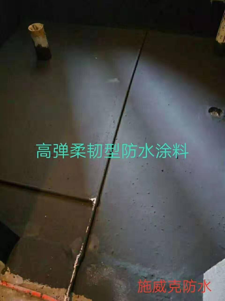 广东高弹柔性防水涂料厂家直销 施威克防水