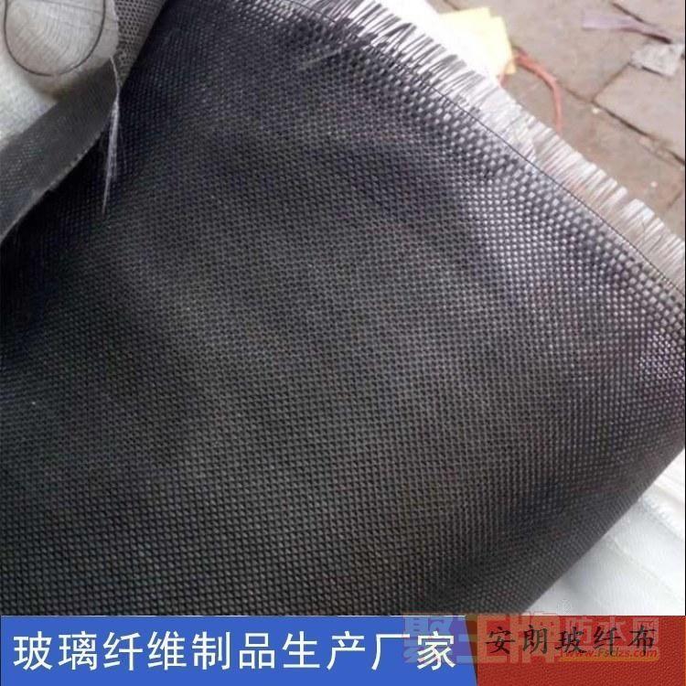 黑色玻璃纤维布精选厂家-安朗玻纤布