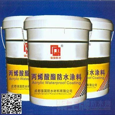 成都双龙天骄防水-丙烯酸酯防水涂料