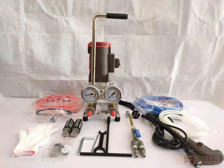 M05水固化丙烯酸盐注浆机