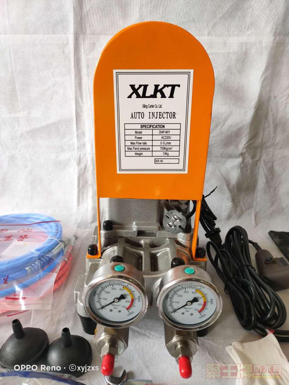 M11型高压双液水固化丙烯酸盐注浆机