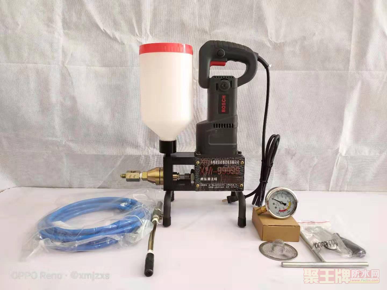 99999高压单液聚氨酯注浆机