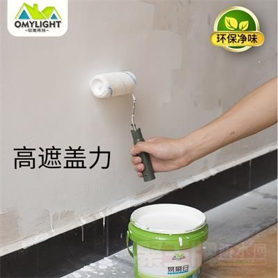 内墙墙体修复补墙膏白色墙面修补膏翻新刷墙腻子粉刷墙补墙漆家用