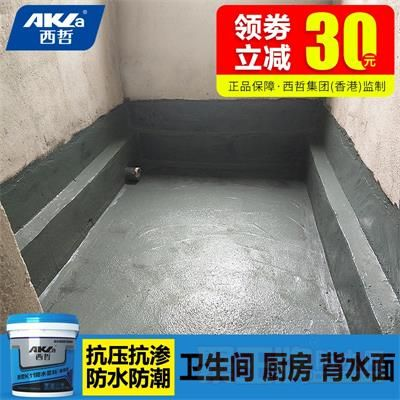 K11防水涂料 卫生间厨房阳台防水材料内墙屋顶厕所补漏堵漏胶