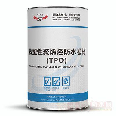 热塑性聚烯烃防水卷材(TPO)产品包装图片