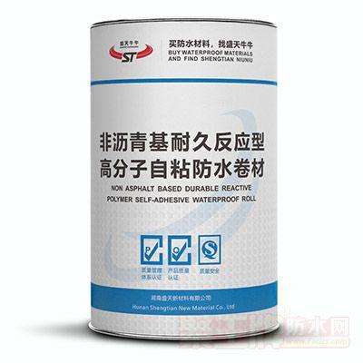 非沥青基耐久反应型高分子自粘防水卷材产品包装图片