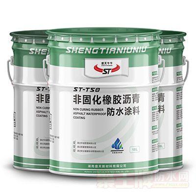 非固化橡胶沥青防水涂料产品包装图片