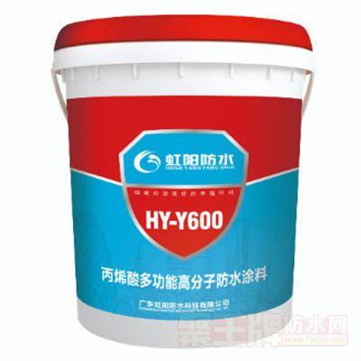 点击查看HY-Y600丙烯酸多功能高分子防水涂料详细说明