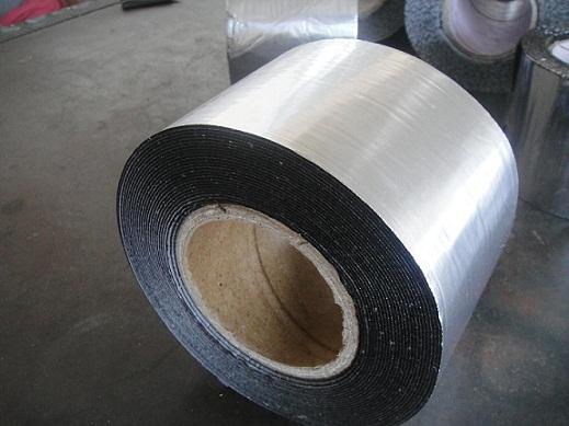 工厂 沥青防水胶带 铝箔自粘胶带 抗辐射密封胶条