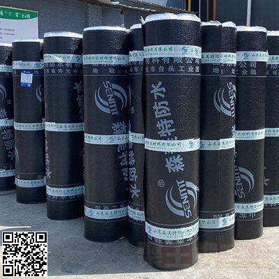 森美特防水化学阻根(SBS)耐根穿刺防水卷材