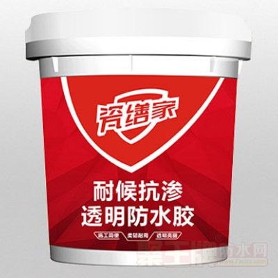 耐候抗渗外墙透明防水胶