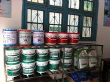 圣奥防水产品展架货架