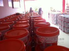 广州爱迪斯防水产品列队