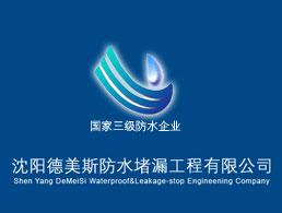 沈阳德美斯防水堵漏工程有限公司企业形象图片logo