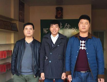 恭贺金耐德防水湖南醴陵市总代理店开业