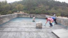 柔韧性屋面防水工程