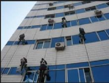 外墙透明防水胶补漏工程