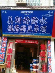 湖南邵东美斯特防水材料店