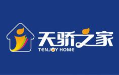 天骄之家防水品牌logo图片