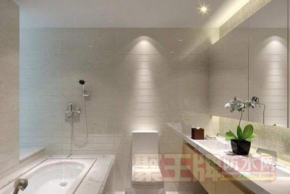 卫生间不砸砖防水可靠吗?免砸砖防水材料有哪些?