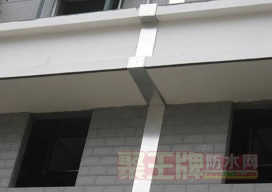 建筑材料的使用应匹配、相容,否则会造成严重的后果
