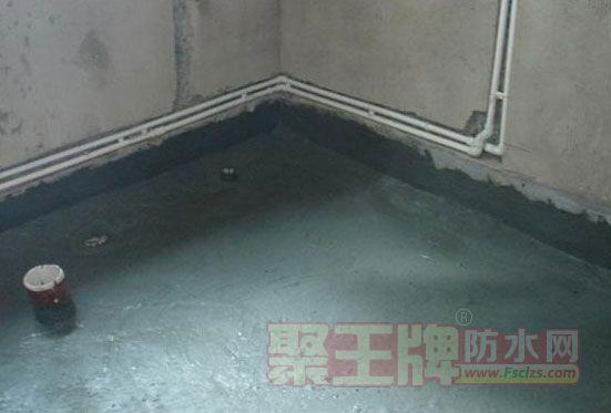 卫浴间防水施工细节很重要