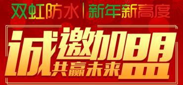 双虹防水2018新年微页