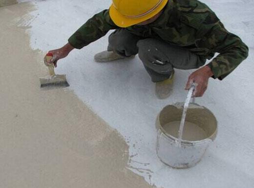 丙烯酸补漏宝怎么施工?