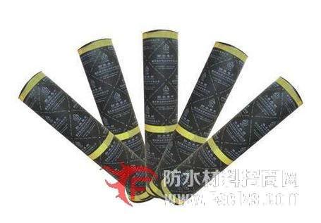 APP塑性体改性沥青防水卷材性能与施工