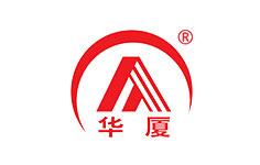 华厦防水品牌logo图片