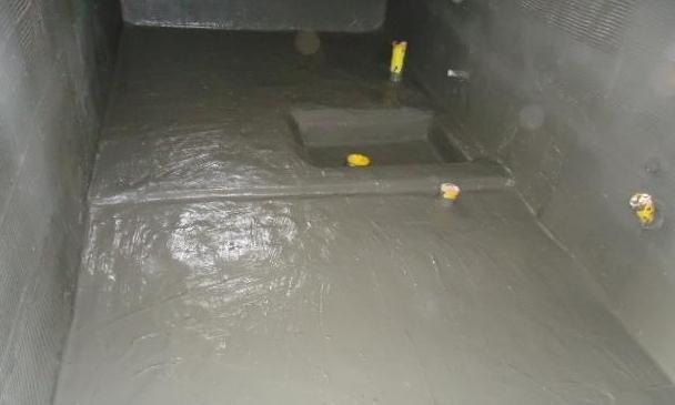 水泥基渗透结晶型防水材料施工工艺