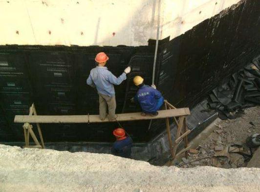 地下室防水用高分子聚合物防水涂料可以吗?
