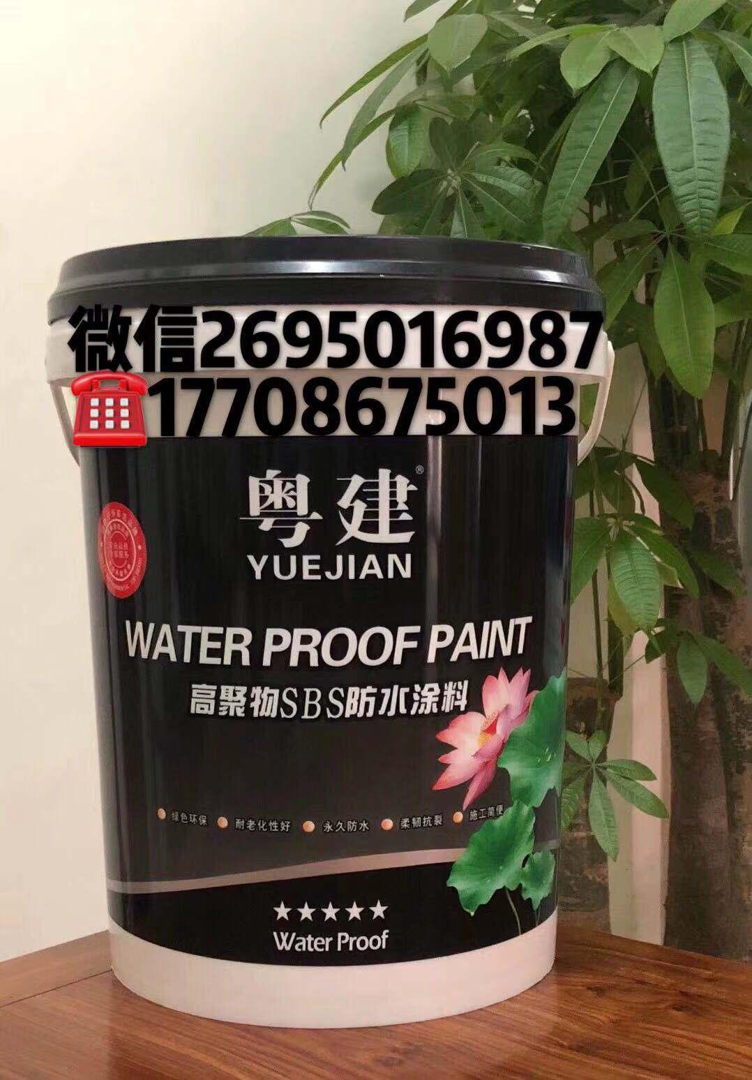 广东液体建材防水-粤建-液体建材防水品牌-液体建材防水厂家